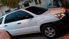 Kia Sportage 2007 For sale - White color
