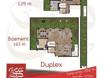 دوبلكس بحمام سباحة وحديقة خاصة بمدينة الشروق للبيع وبالتقسيط