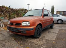 Nissan Micra 1999 For sale - Brown color