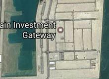 للبيع ارض تصنيف  استثماري صناعي خفيف