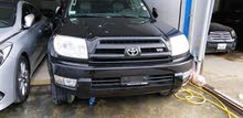 Available for sale! +200,000 km mileage Toyota 4Runner 2005