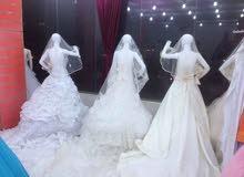 عدد 50 فستان تركي وسوري للبيع