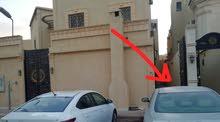 شقة للايجار دور أول 3 غرف وصالة وحمامين ومطبخ - حي المونسية