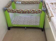 سرير اطفال ( حباسه )