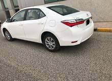 Toyota Corolla 2017 Xli كرولا
