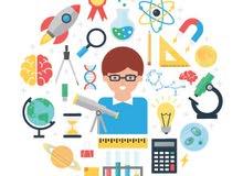 مدرس خصوصي للمتابعة و للامتحانات للمرحلة المتوسطة