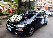 ايجار سيارة ليموزين كيا سيراتو 2020