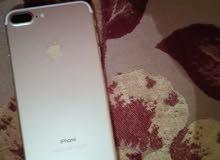 هاتف ايفون 7بلس للبيع بشيك أو كاش