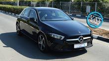 Black Mercedes Benz A Class 2020 for sale