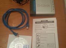router D-Link راوتر دي لينك