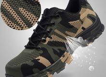 حذاء جديد سيفتي رقم الحذاء 44