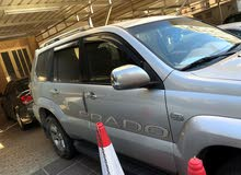 Used condition Toyota Prado 2006 with  km mileage