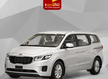 Kia Carnival 2018 For sale - Silver color
