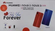 عرض العيد بكج نوفا 3 مع نوفا 3 i جديد كفالة وكيل بسعر مغري Nova3 & Nova 3 i