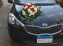 2016 Kia for rent in Cairo