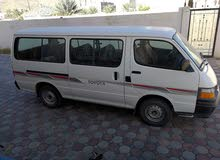 good showroom condition 14 seat hiace bus with special number 300 for sale