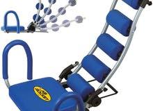 اب روكيت الجهاز الرياضي الامثل لتقوية عضلات البطن وشد الارداف وإزالة الترهلات