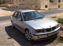 BMW 318 made in 2002 for sale