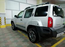 Silver Nissan Xterra 2013 for sale