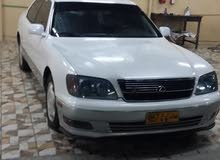 For sale 1998 White LX