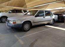 سيارة فولفو 740 GL للبيع موديل 1992