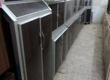 للبيع مطبخ المونيوم 7 متر 200 شامل التوصيل والتركيب