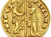 عملة ايطالية نادرة دوكاتو من 1539 من دون تاريخ Ducato (Pietro Lando. No date