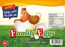 مؤسسة توزيع مواد غذائيه حاصله على جميع التراخيص