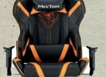 كرسي قيمينق جودة عالية غير مستعمل عليه كفالة 3 اسابيع