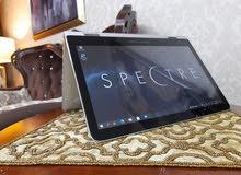 HP Spectre Pro X360 i5 8GB Ram 255GB SSD FHD Glossy Touch لابتوب Laptop