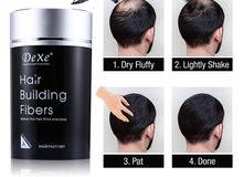 مشكلة فراغات الشعر الخفيف والصلع