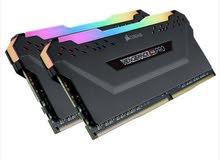 CORSAIR Vengeance RGB Pro 16GB (2 x 8GB) 288-Pin 3200