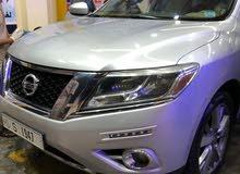 Nissan Pathfinder 2013 278000 km Asking price 35000/-