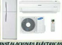 Gienes technichacal reparing ac electirc