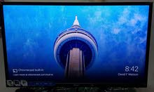 Haier 32 inch TV almost new with chromecast and Audio bluetooth transmitter