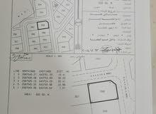 أرض كورنر في العامرات مدينة النهضة مربع 14