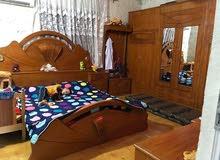 غرفه نوم صاج نظيفه طابقين 6ابواب للبيع السعر 800