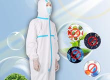 Coverall ( industrial / Medical ) 12 Dirham .. Discount for quantity