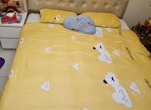 سرير مع فرشة للبيع - bed with mattress