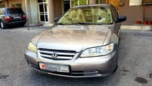 honda accord 2001 with touch screen system