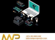Waqas Peracha IT Services Shaikh Zaid Road Dubai
