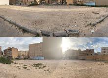قطعه ارض  في مدينة مصراته بجوار فندق التاج 2514متر