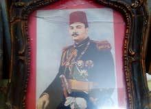 صوره للملك فاروق orginal