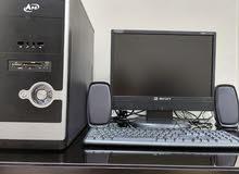 للبيع كمبيوتر مكتبي