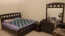 غرفة فاخرة مفروشة لسيدة للايجار  forn. room for lady