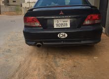 For sale 2002 Black Galant