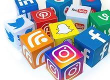 محترف في ادارة صفحات التواصل الاجتماعي بكفاء عالية