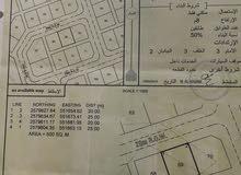 ارض سكنية للبيع في العوابي النهضة 4