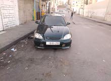 Green Honda Civic 1998 for sale
