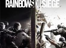 لعبة Rainbow 6 seige